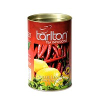 Tarlton Chillie Lemon 100g zelený čaj
