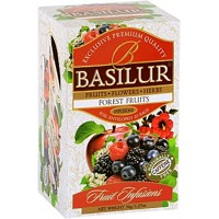 BASILUR Fruit Forest Fruit 20x1,8g- bez kofeinu