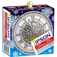 TIPSON Dream Time Christmas Blue Silver plech 30g