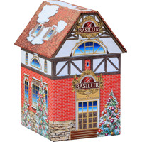 BASILUR Tea House Winter Avenue 4 plech 100g