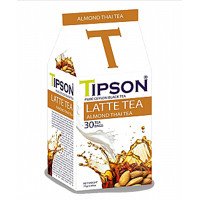 TIPSON Latte Tea Almond Thai Tea 30x2,5g