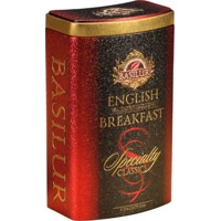 Basilur Classics English Breakfast čierny čaj 100g