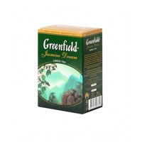 Greenfield Jasmine Dream zelený čaj 100g