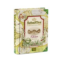 SebaSTea kniha China 100g