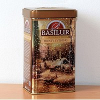 BASILUR Festival Frosty Evening plech 85g