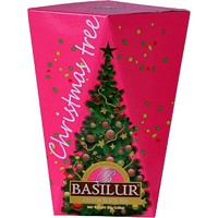 BASILUR Christmas Tree Colour Purple papier 85g