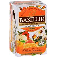 BASILUR Fruit Blood Orange 20x1,8g