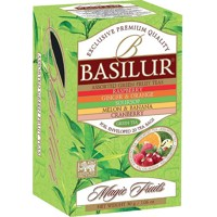 BASILUR Magic Fruits Green Assorted 20x1,5g