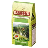 Basilur Four Seasons  Summer 100g zelený čaj