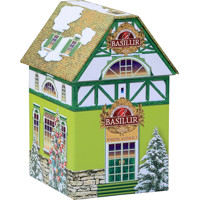 BASILUR Tea House Winter Avenue 3 plech 100g